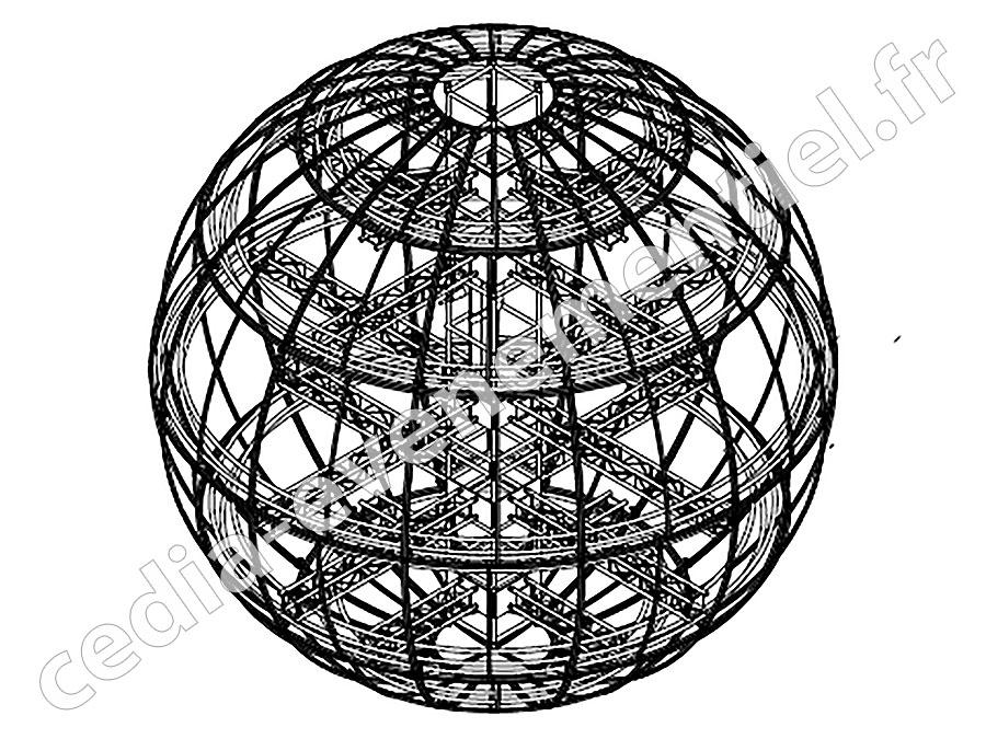 conception-technique-structure-alu-boule-facette